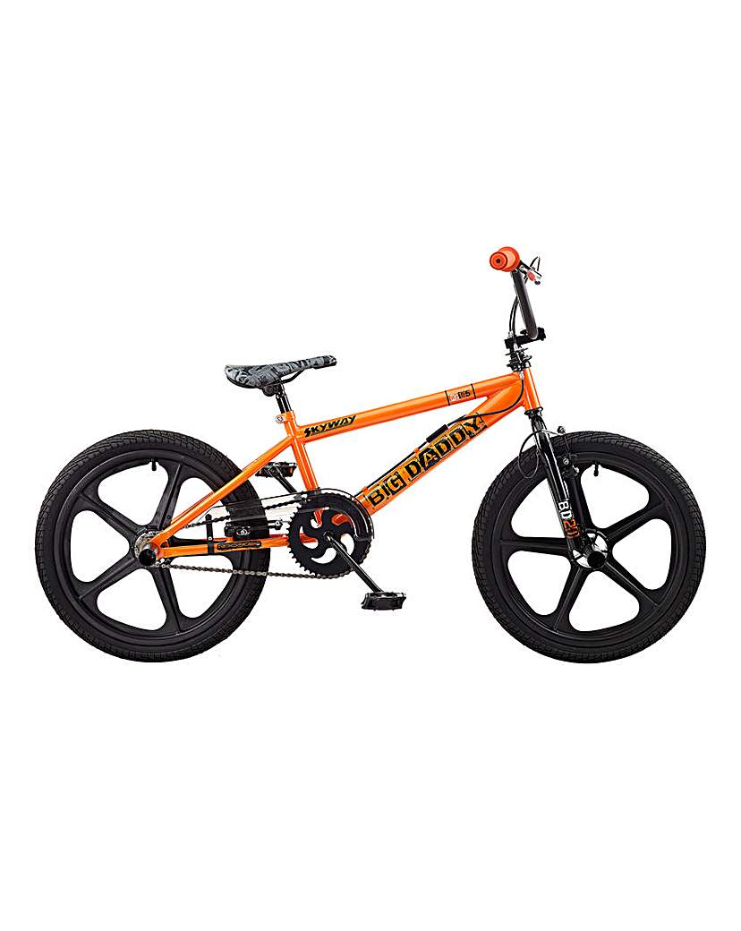 Image of 20in Big Daddy BMX Bike