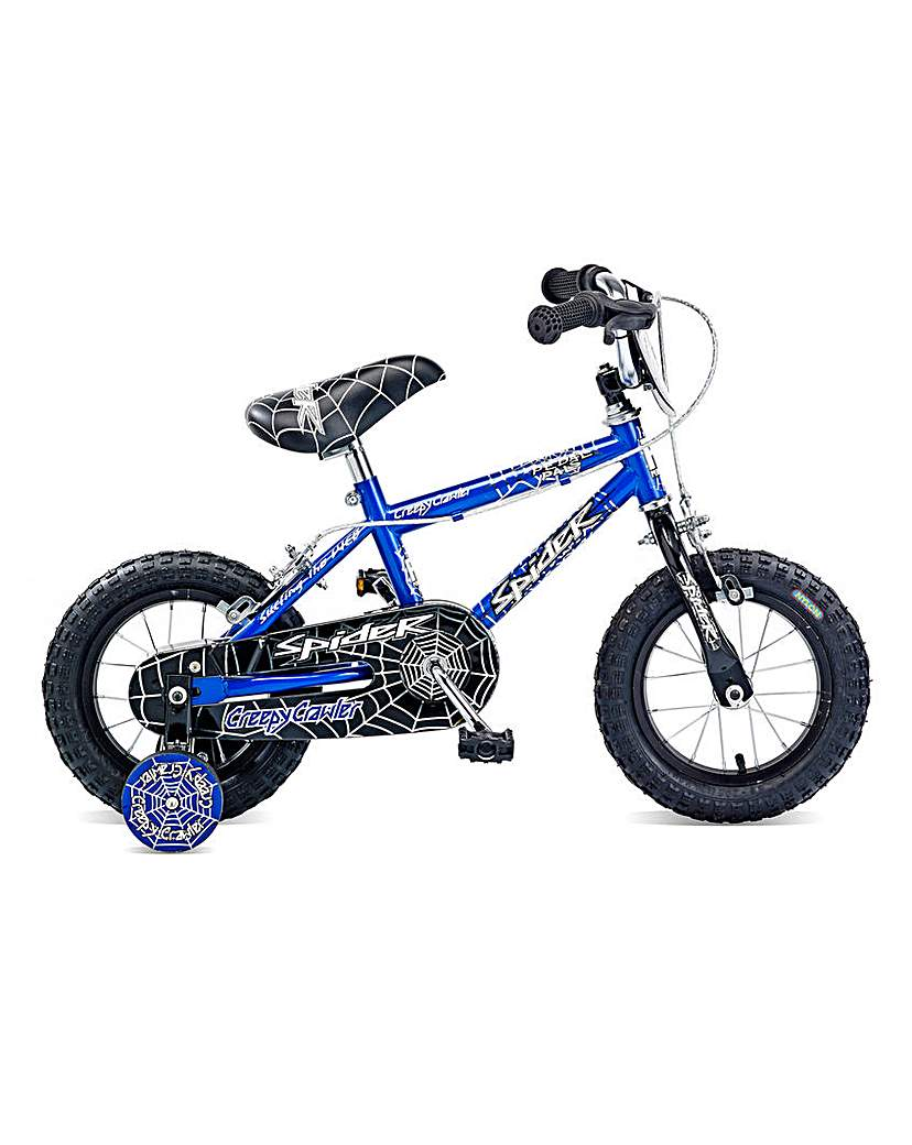 Image of Boys 12in Concept Spider Bike