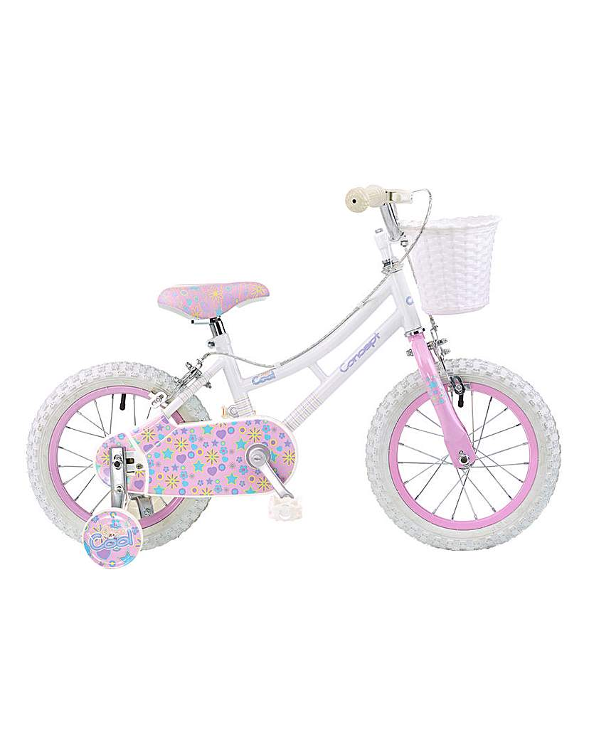Image of Girls 14in Concept Miss Cool Bike