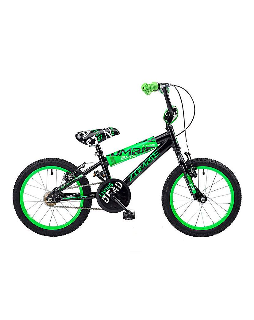 Image of Boys 16in Concept Zombie BMX Bike