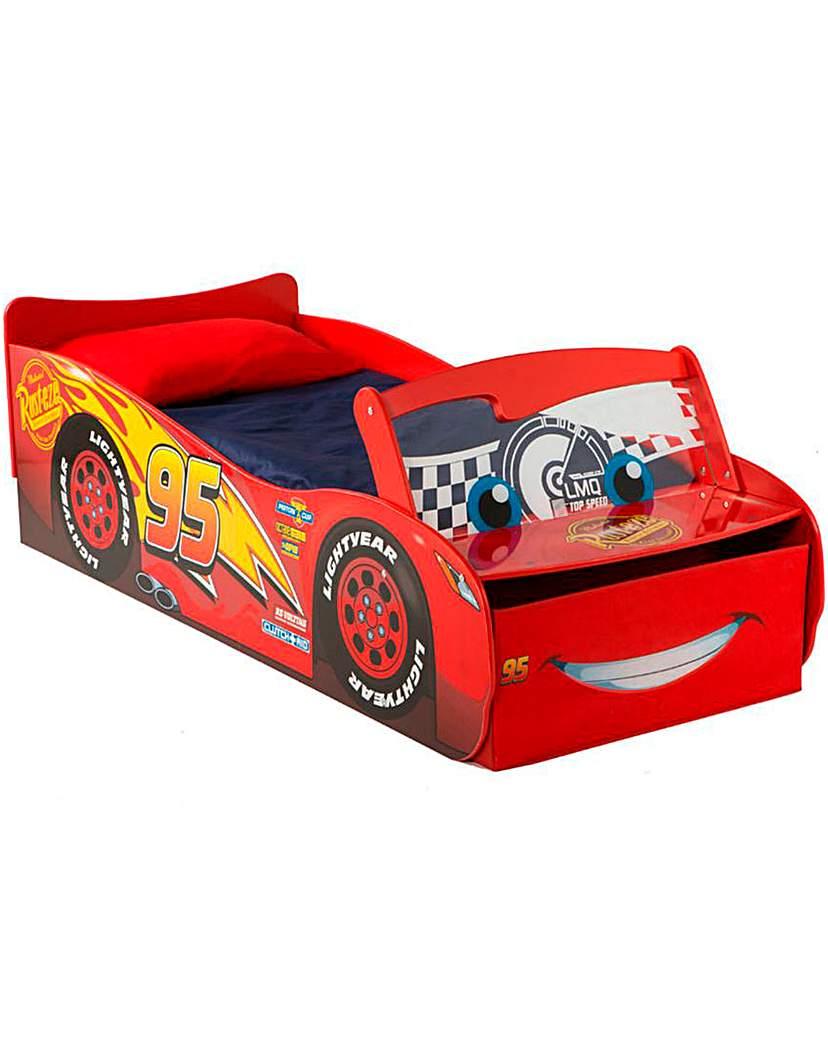 Image of Disney Cars Toddler Bed