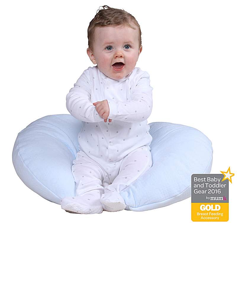 ClairDeLune Cotton Candy Nursing Pillow