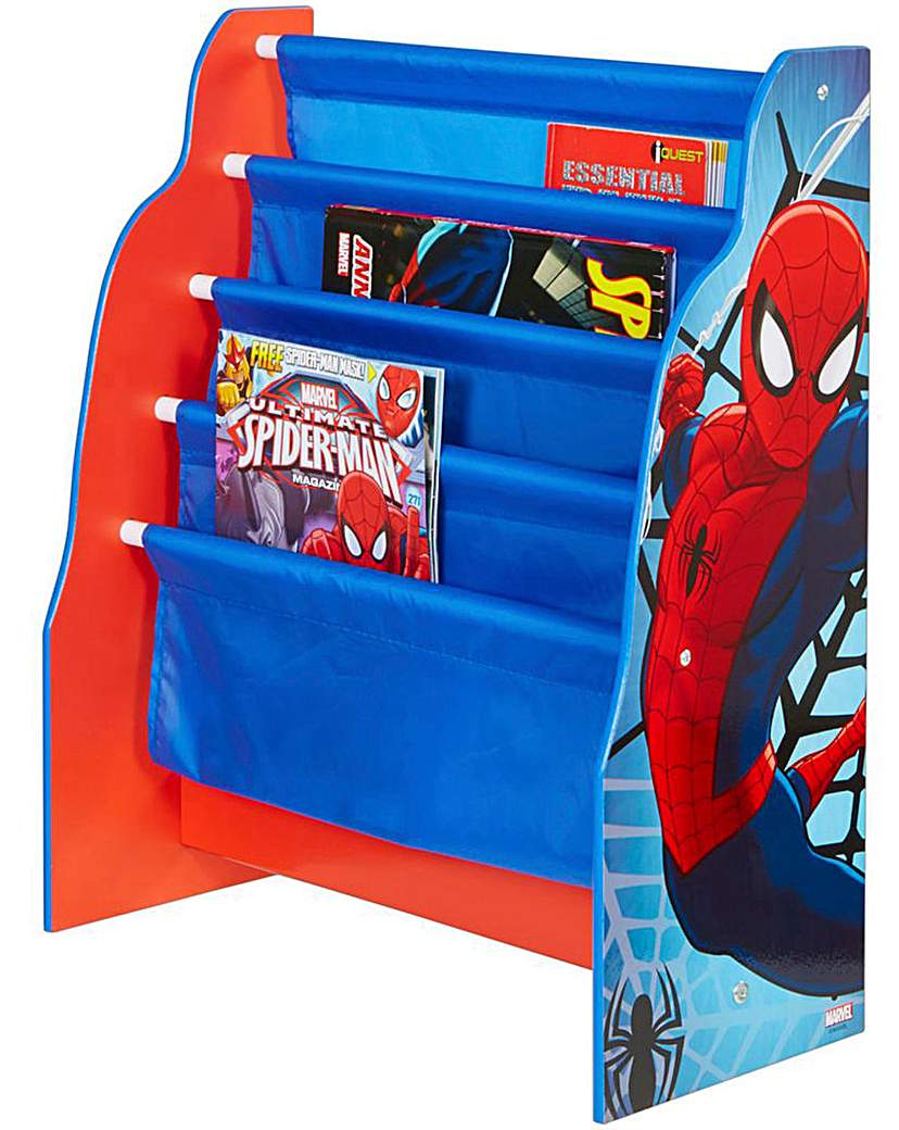 Image of Spider-Man Sling Bookcase