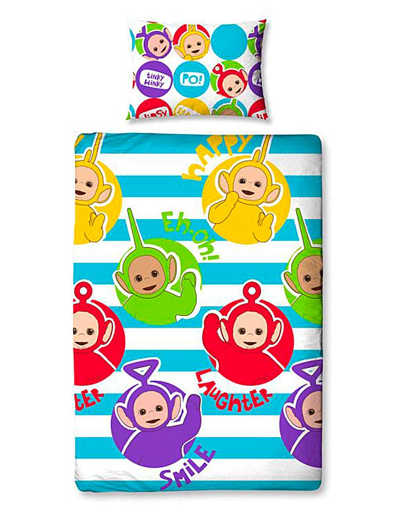 Image of Teletubbies Playtime Rotary Duvet