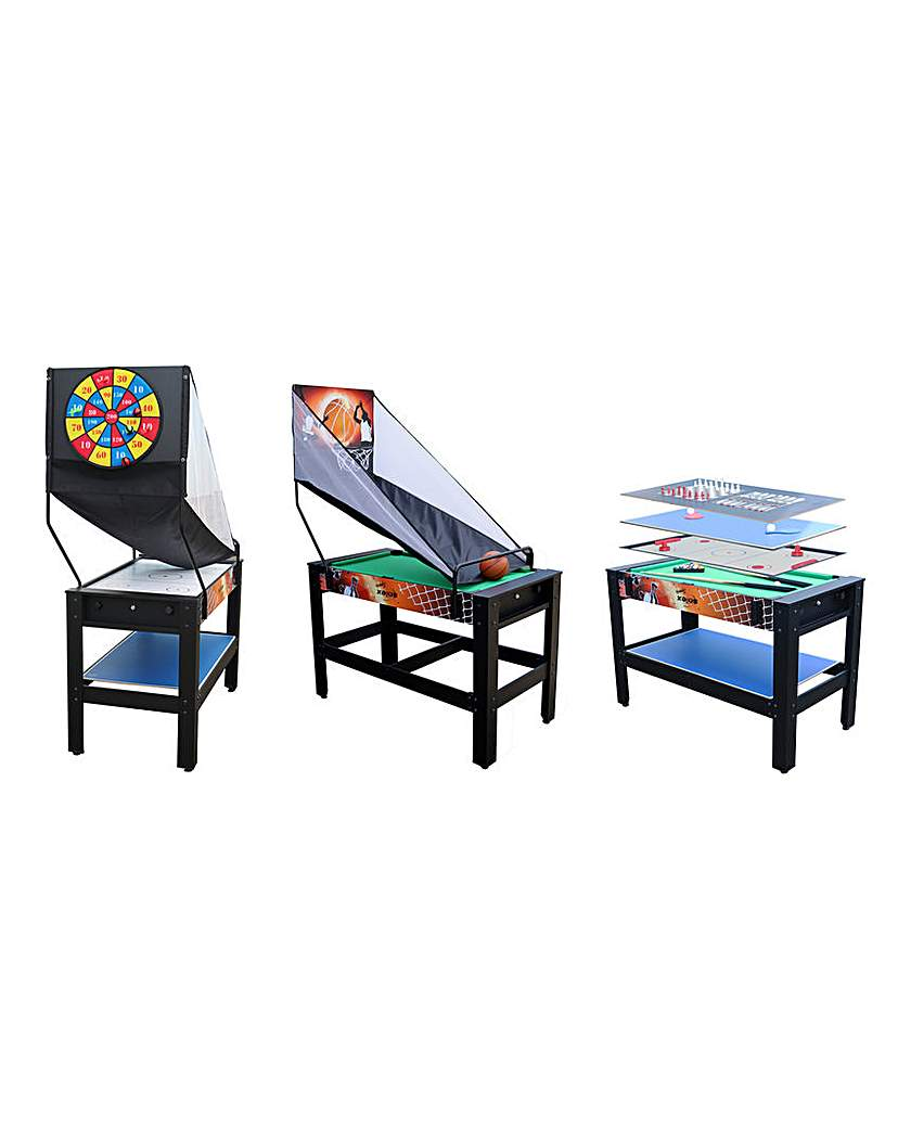 Image of 7-in-1 Multi-Function Games Table
