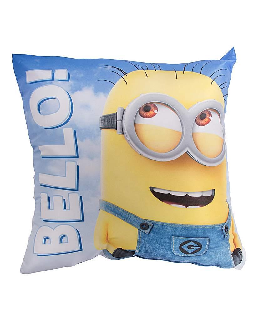 Image of Minions Bello Cushion