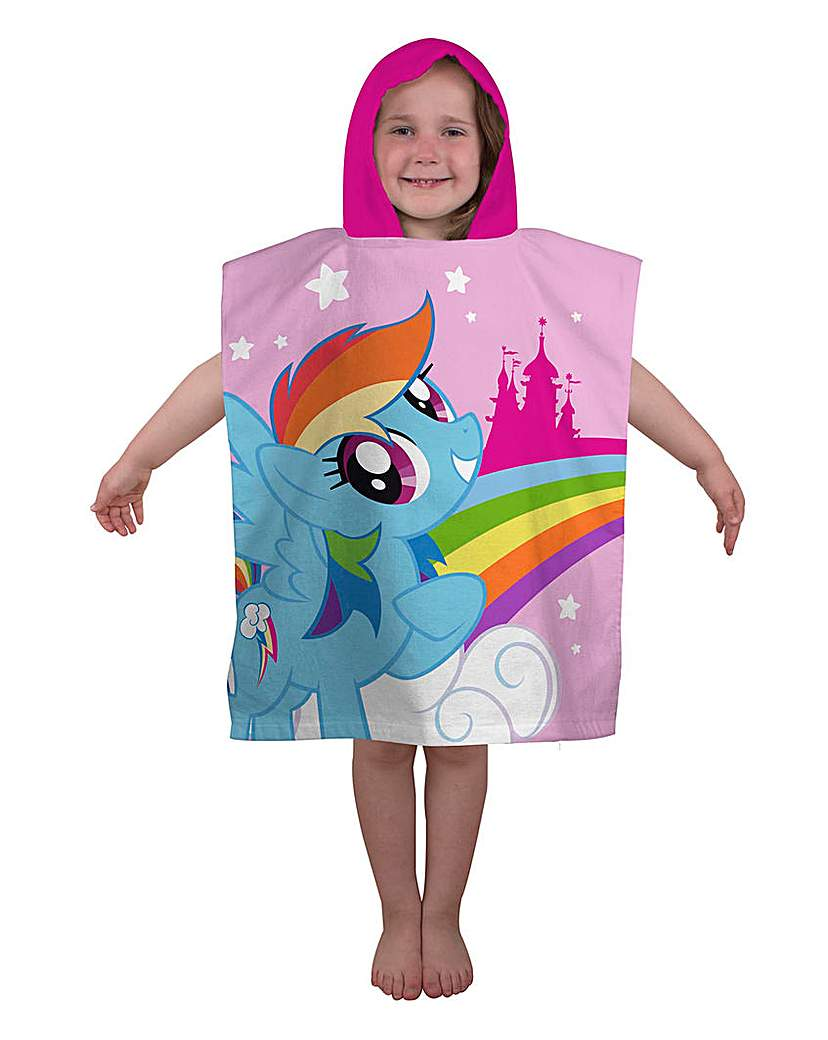 Image of My Little Pony Equestria Poncho