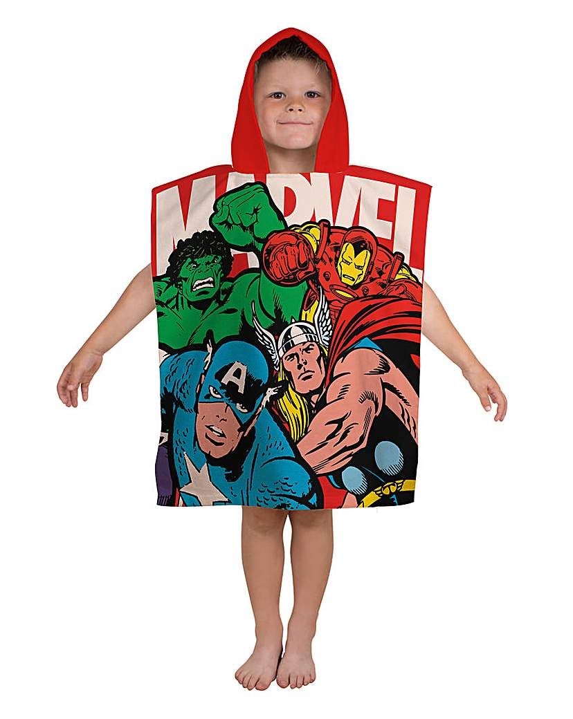Image of Marvel Comics Strike Poncho
