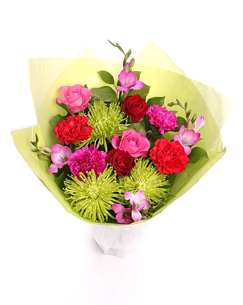 Image of Birthday Wishes Bouquet