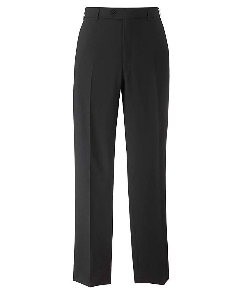 Flintoff by Jacamo Suit Trousers 33In.