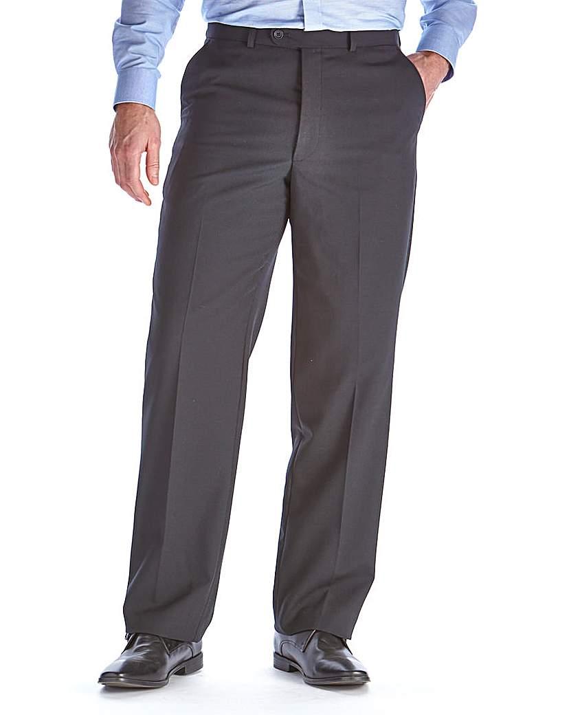 Flintoff by Jacamo Suit Trousers 31In.