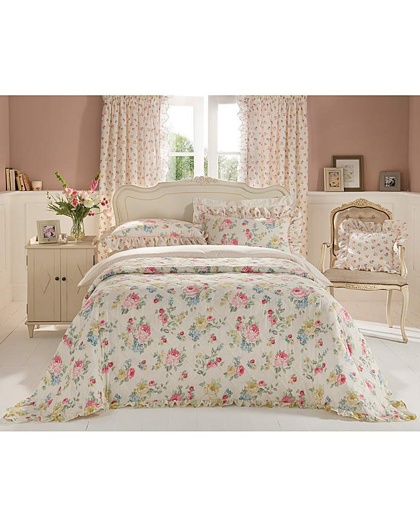 Image of Amelia Quilted Throwover