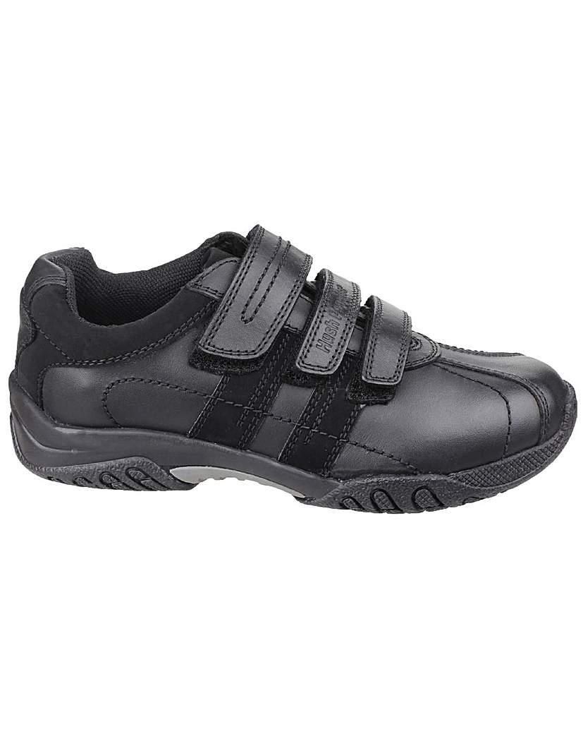 Hush Puppies Seb Junior Boys Shoe.