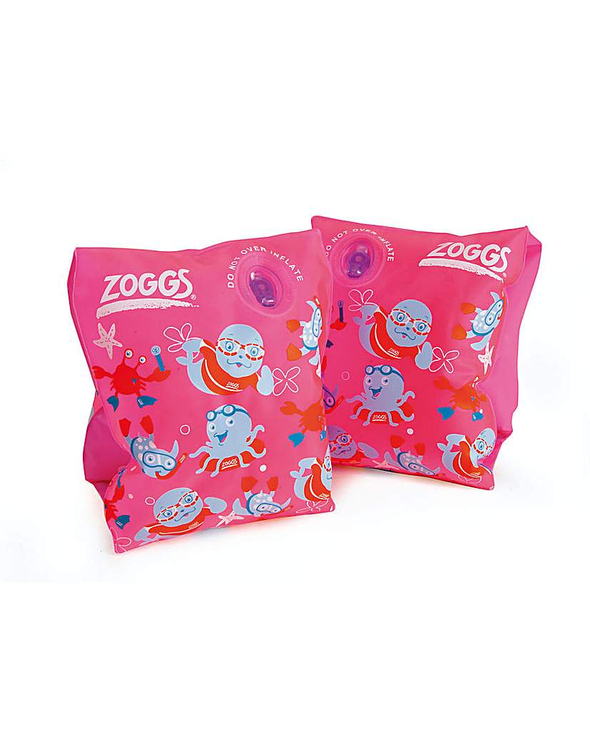 Zoggs Miss Zoggy Inflatable Swim-Bands