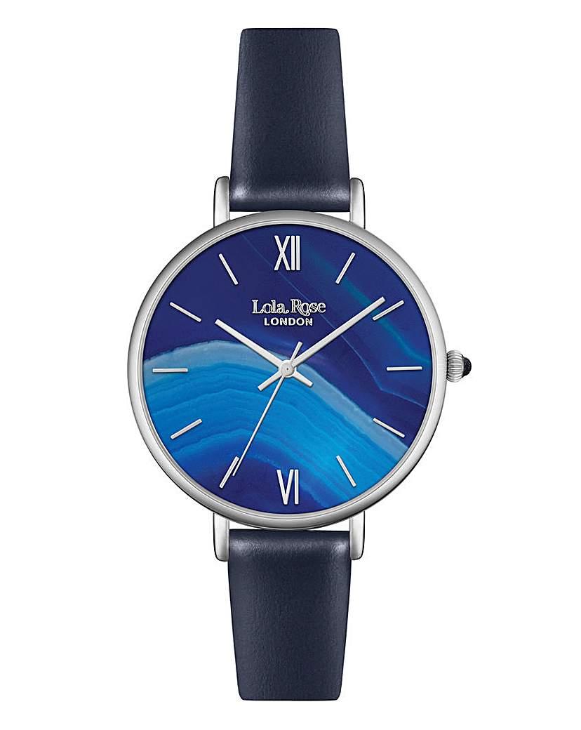 Lola Rose Ladies Blue Dial Watch