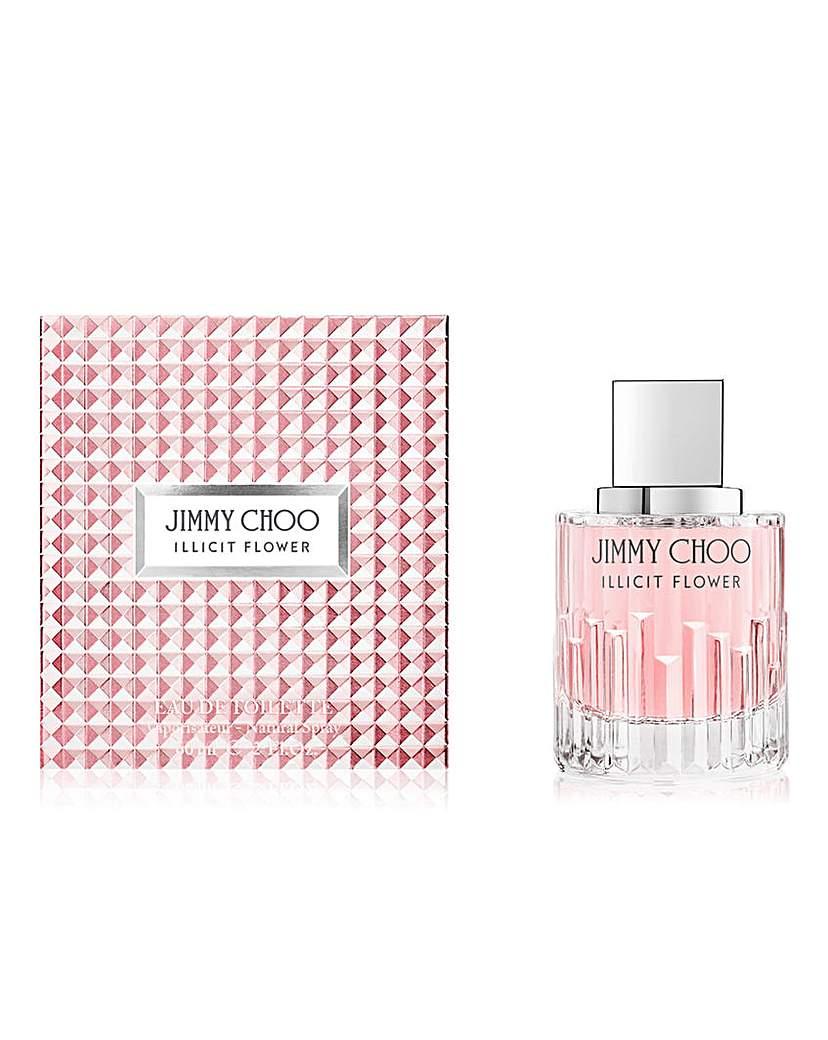 Image of Jimmy Choo Illicit Flower 60ml EDT