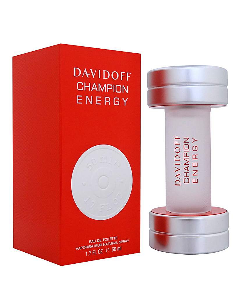 Image of Davidoff Champion Energy 50ml EDT