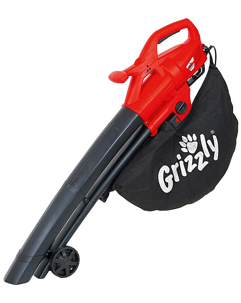 Grizzly ELS 2614-2E Electric Leaf Blower.