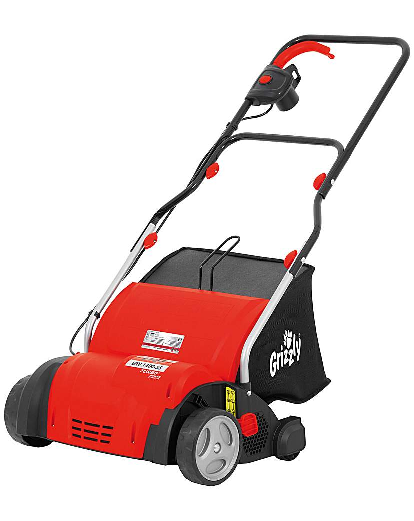 Grizzly ERV 1400-35 Electric Scarifier.