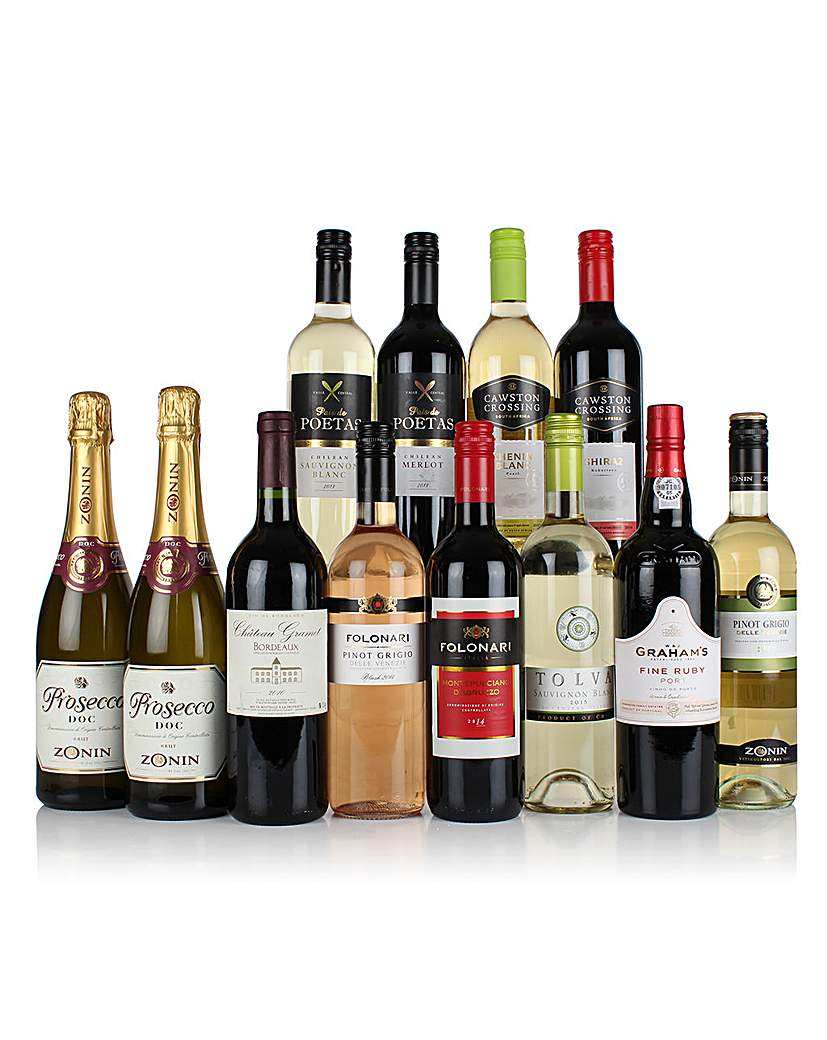 Image of Twelve Wines in a Box