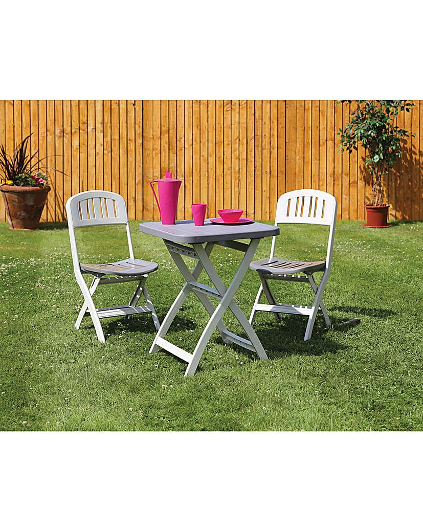 Image of Quest Elite Provence Bistro Set in two t