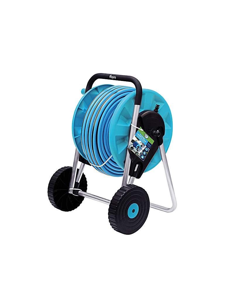 Image of 100 Hose Cart & 25m Hose