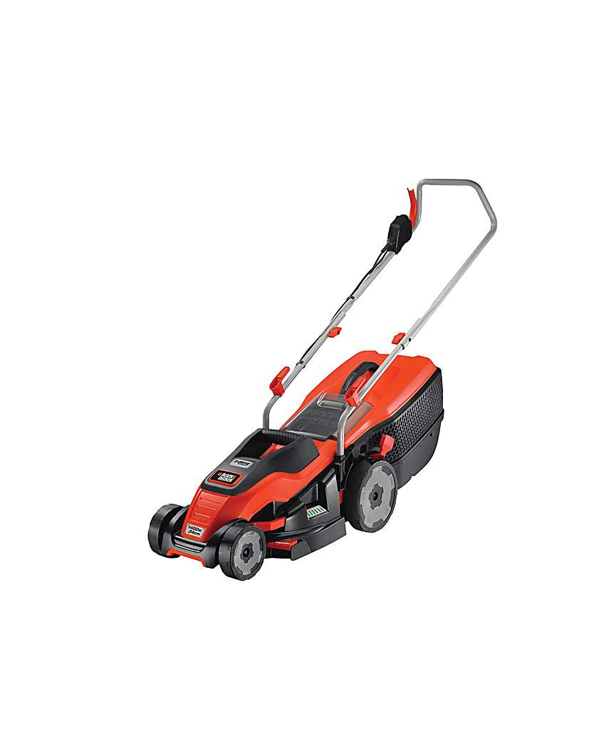 Image of Emax34i-gb 240v Rotary Mower 1400w 34cm