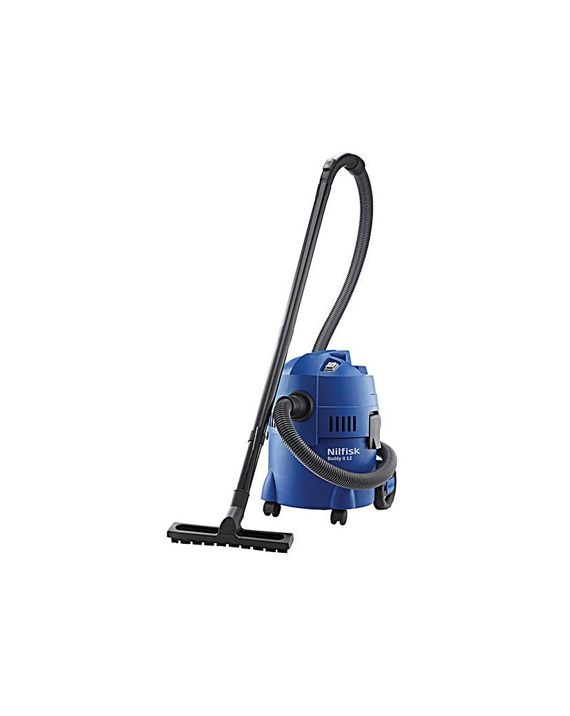 Image of Buddy Ll 121 Wet & Dry Vacuum