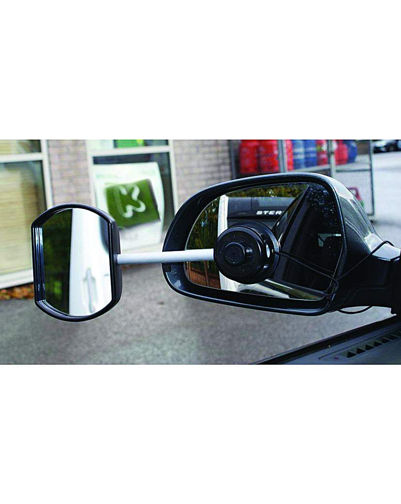 Image of Suck It & See Towing Mirror (Convex)