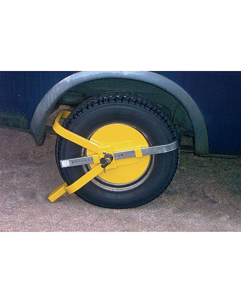 Full Face Wheel Clamp