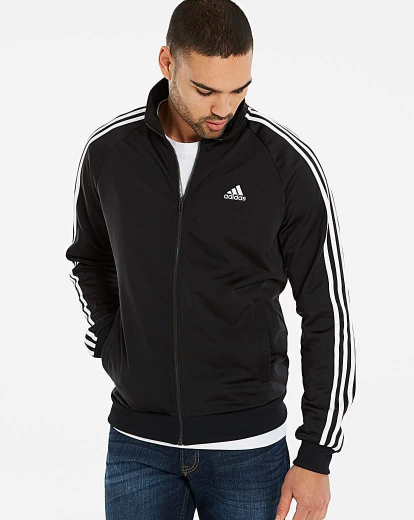 Adidas Essential 3 Stripe Jacket