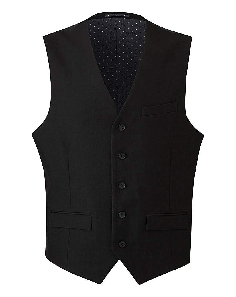 W&B London Tonic Waistcoat Long