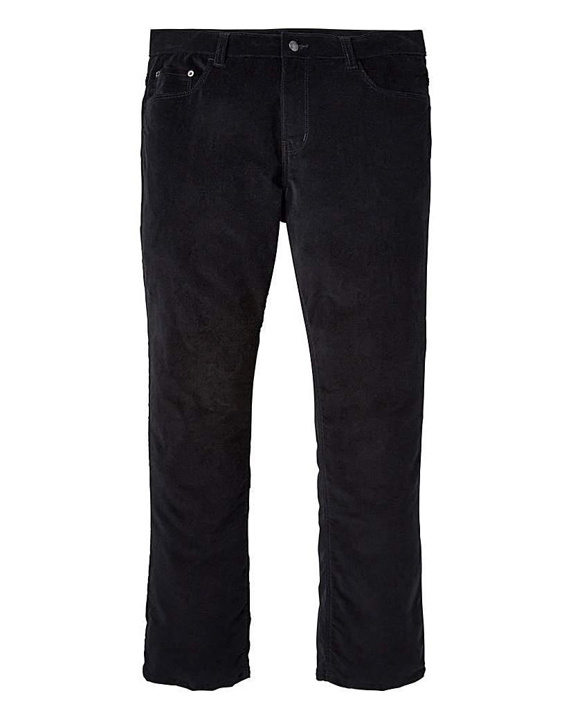 WILLIAMS & BROWN Moleskin Jeans 31in