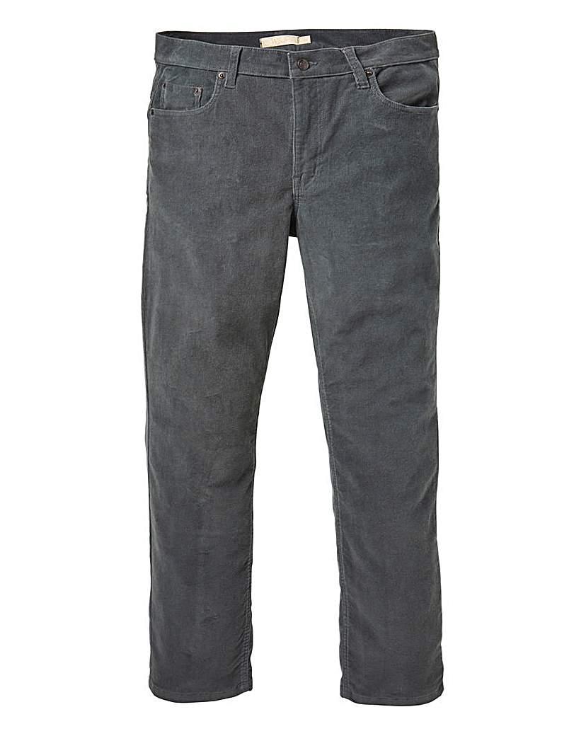 W&B Stretch Cord Jeans 31in