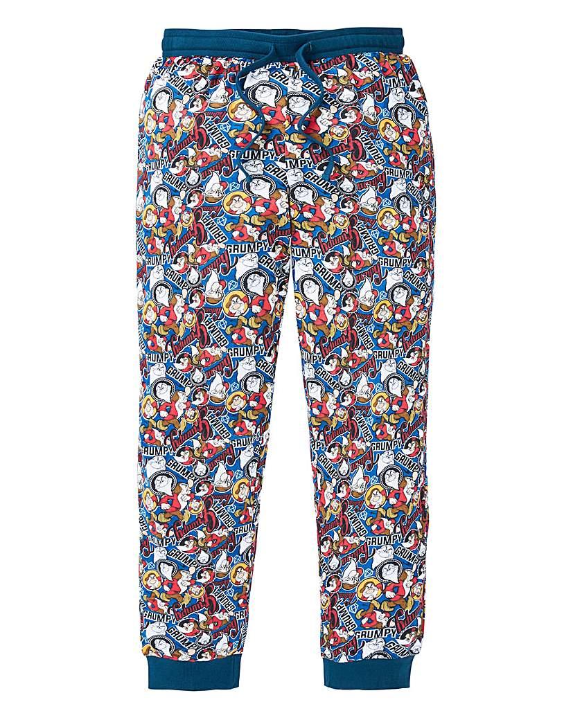 Disney Grumpy Cuffed Loungepants