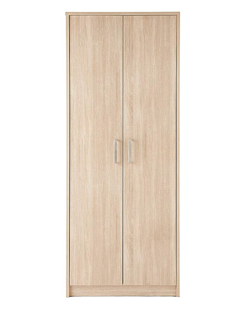 Canyon 2 Door Wardrobe