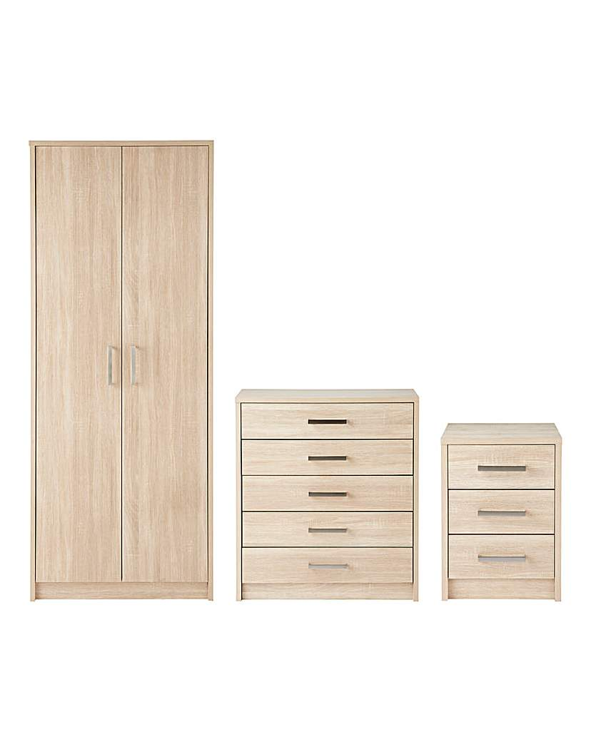 Image of Canyon 3 Piece Bedroom Package