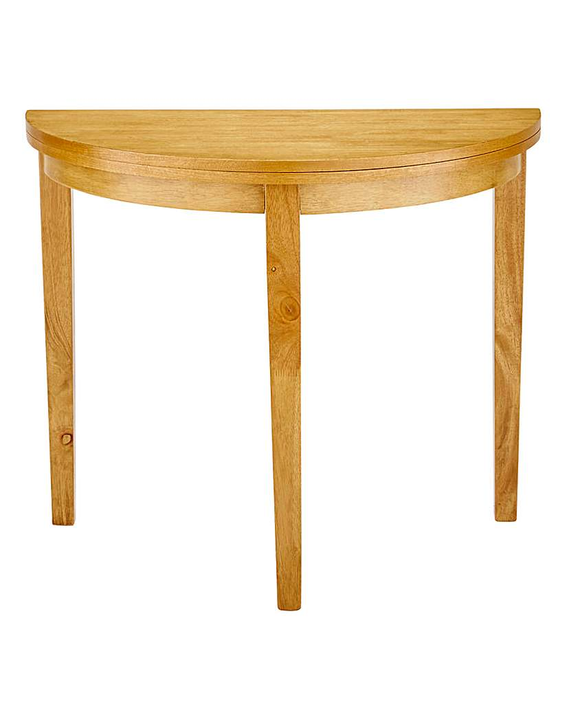 Sidmouth Half Moon Dining Table