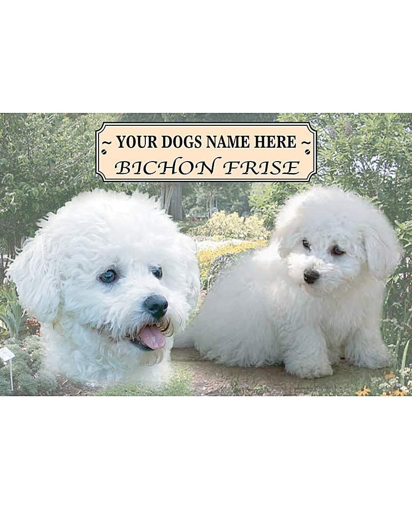 Personalised Dog Laptray