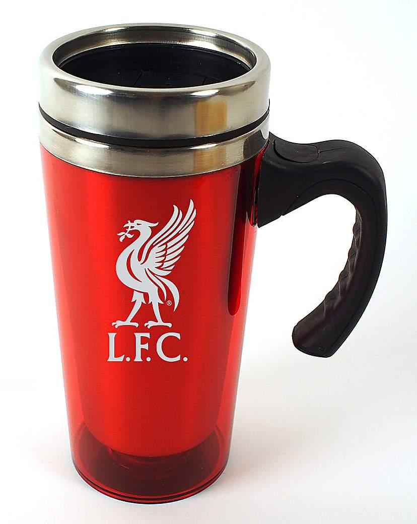 Image of Exec Style Football Travel Mug