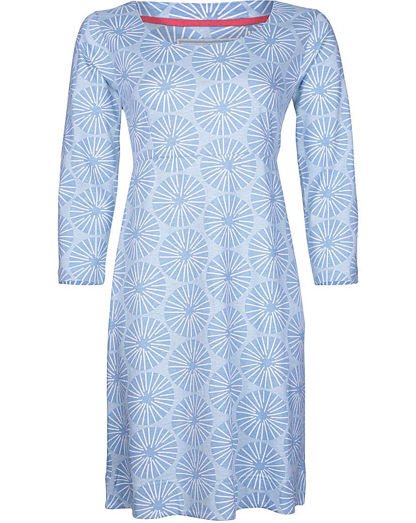 Brakeburn 3/4 Dial Tunic Dress