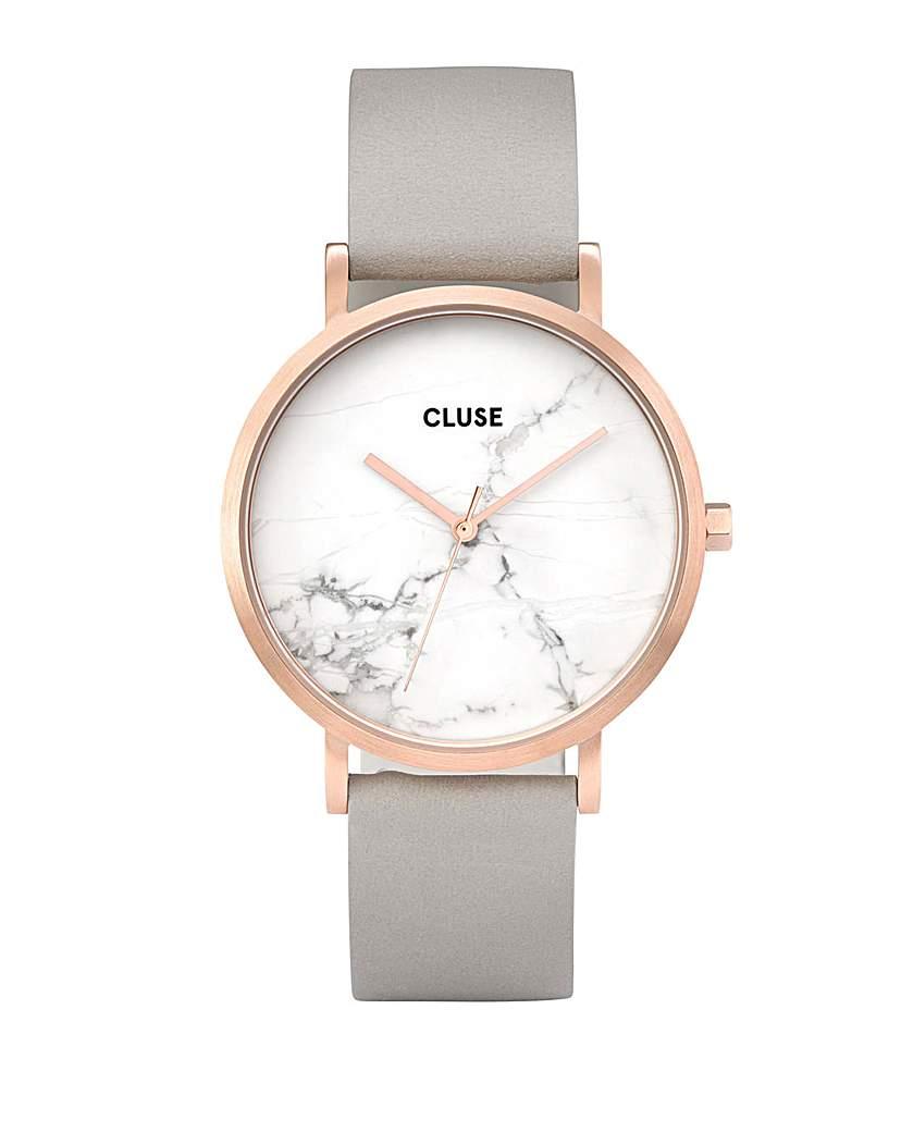 Image of CLUSE Ladies La Roche Rose Tone Watch