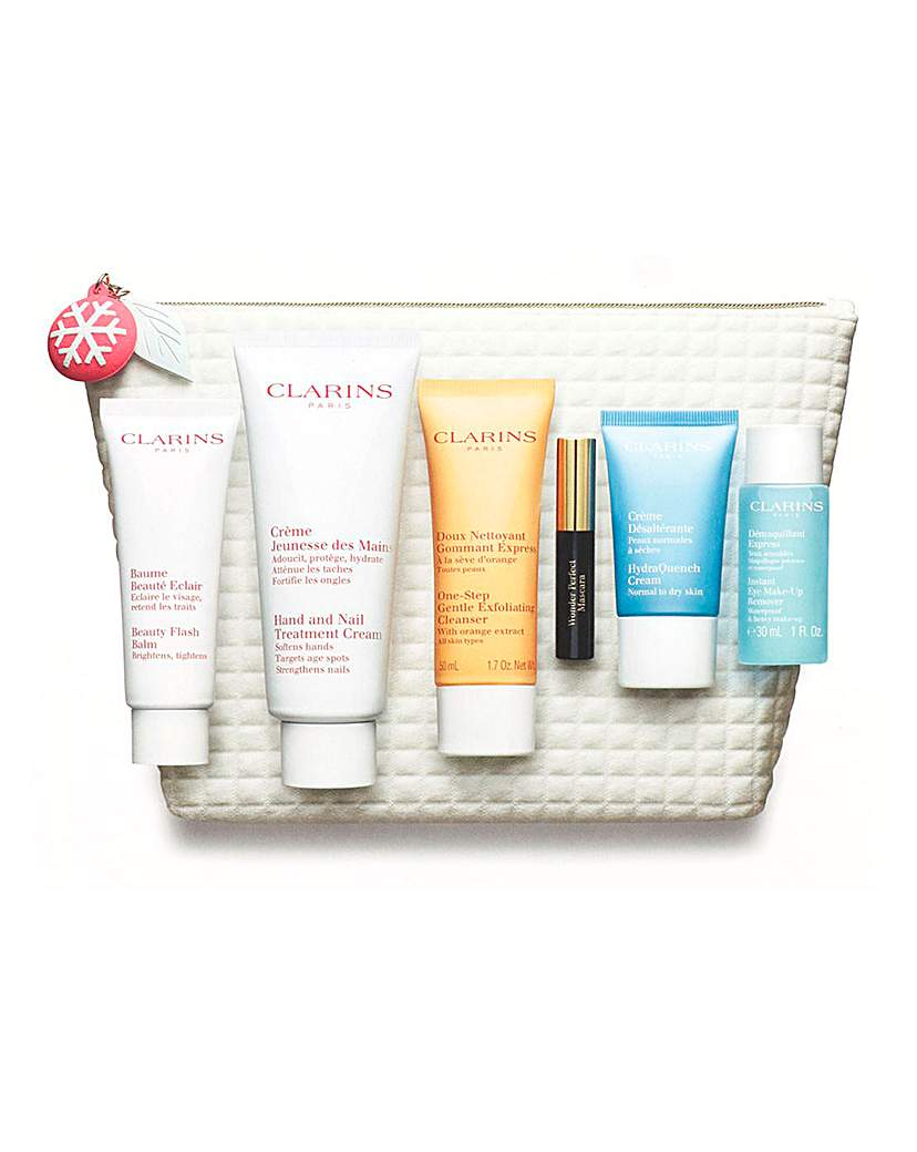 Image of Clarins My Weekend Must Haves Gift Set