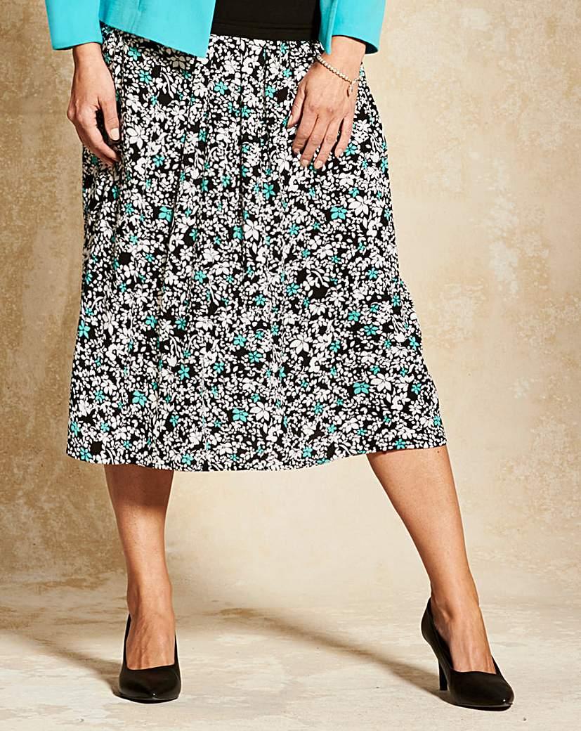 Viscose Skirt.