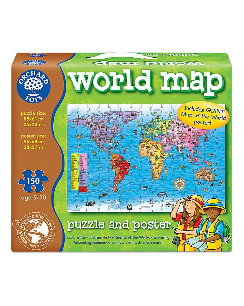 World Explorer Jigsaw