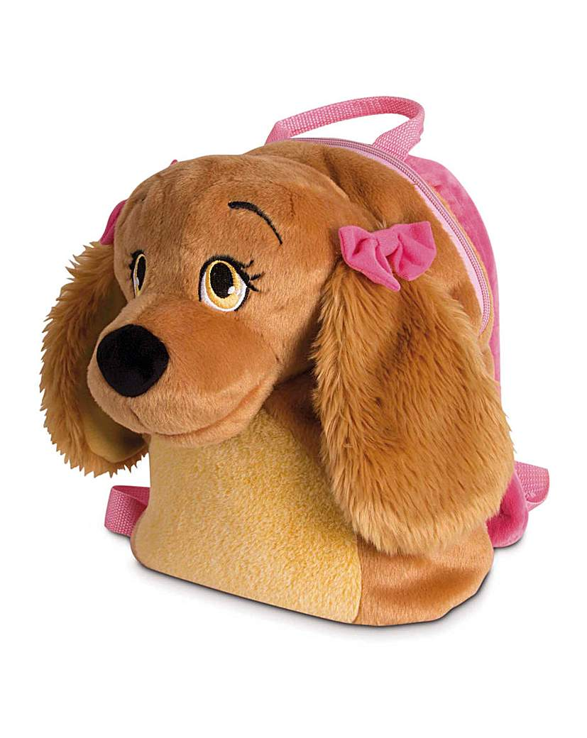 Image of Club Petz Lucy Musical Backpack