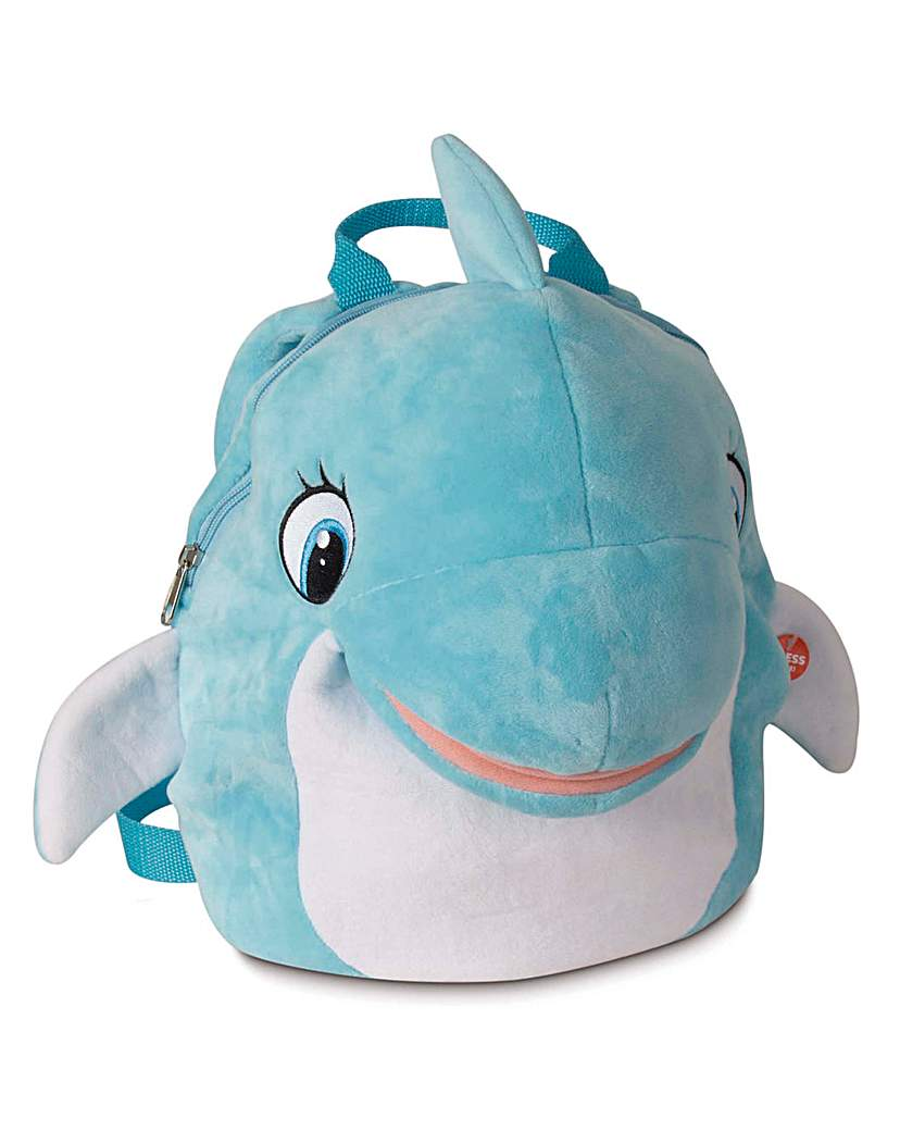 Image of Club Petz Blu Blu Musical Backpack