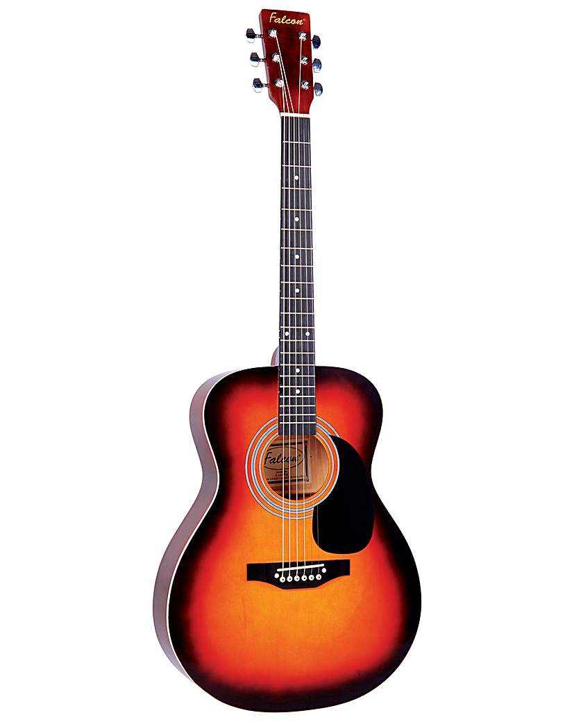 Falcon Folk Guitar - Sunburst