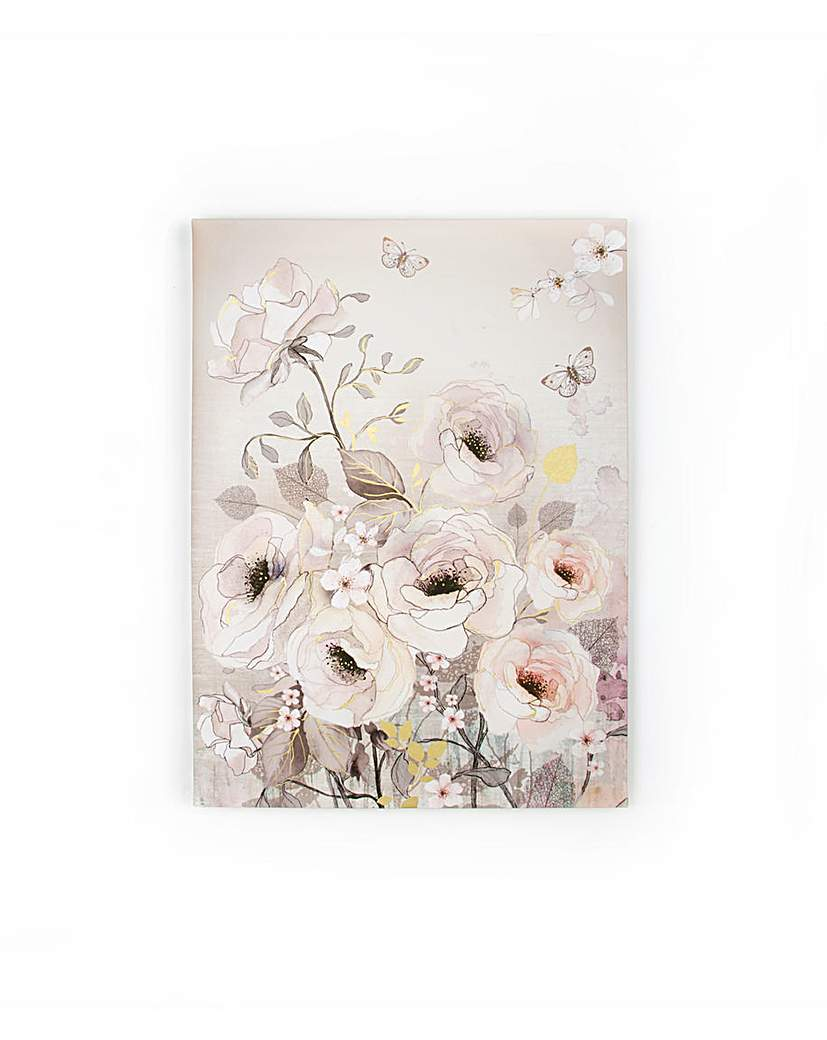 Watercolour Bloom Wall Art