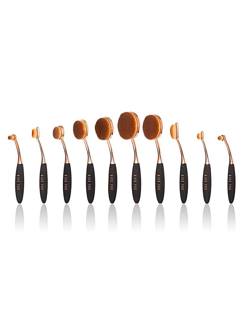 Image of NIKO Ova Brush Set